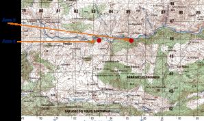 mapa localizacion viaje 04 03 2013