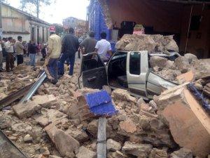 Eartquake in Guatemala, Nov 7 2012, Magnitud 7.5