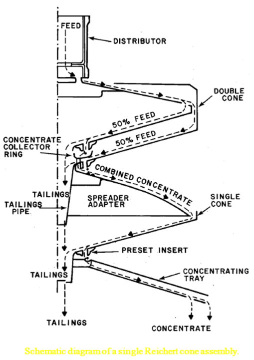 diagram reichert cone